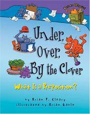UNDER OVER BY THE CLOVER PREPOSITIONS