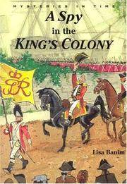 Spy In The King's Colony