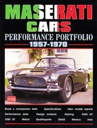 MASERATI PERFORMANCE PORTFOLIO 1957-1970