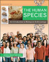 image of The Human Species: An Introduction to Biological Anthropology