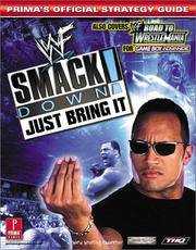WWF Smackdown! Just Bring It: Prima's Official Strategy Guide