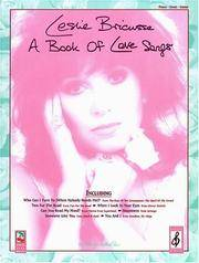 Leslie Bricusse - A Book of Love Songs