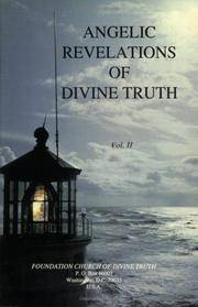 Angelic Revelations of Divine Truth, Volume II by  James E. Padgett - Paperback - from Renee Scriver and Biblio.com