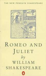 Romeo and Juliet (Shakespeare, Penguin)