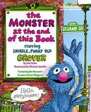 image of The Monster at the End of This Book (Jellybean Books(R))