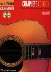 Hal Leonard Guitar Method, Complete Edition: Books 1, 2 and 3