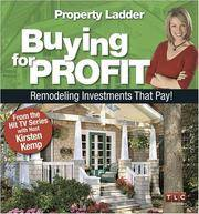Buying for Profit (Property Ladder)
