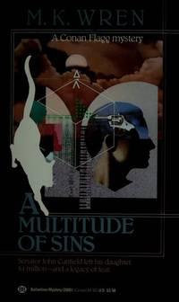 A Multitude of Sins (A Conan Flagg Mystery)