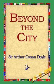 image of Beyond the City