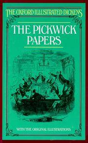 image of The Pickwick Papers (Oxford Illustrated Dickens)