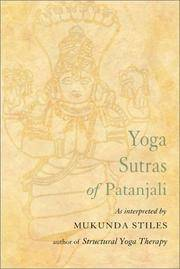 Yoga Sutras of Patanjali With Great Respect and Love