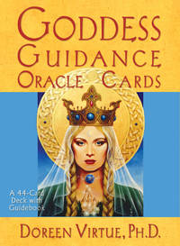 Goddess Guidance Oracle Cards by Virtue, Doreen - 0