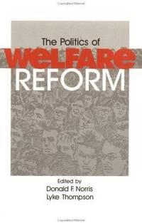 The Politics of Welfare Reform