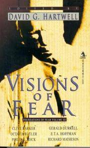 image of Visions of Fear (Foundations of Fear, No 3)