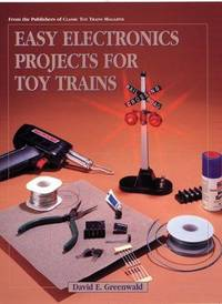 Easy Electronics Project for Toy Trains