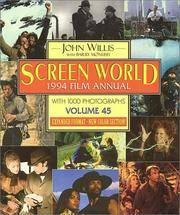 John Willis' Screen World 1994 Film Annual, Volume  45 with 1000 photographs