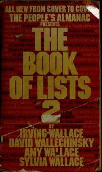 The People's Almanac Presents the Book Lists No. 2