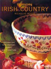 Country Living Irish Country Decorating  Decorating with Pottery, Fabric &  Furniture