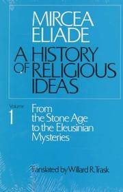 A History of Religious Ideas: Volumes 1-2