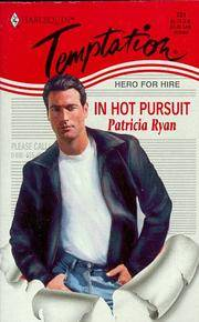 In Hot Pursuit (Hero For Hire)