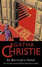 image of At Bertram's Hotel (Agatha Christie Collection)
