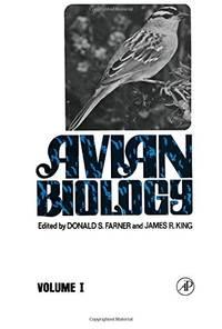 Avian Biology: Volumes 1-4