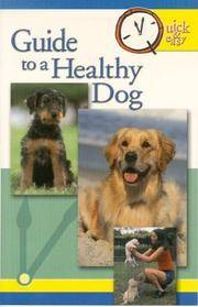Guide to a Healthy Dog