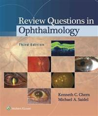 REVIEW QUESTIONS IN OPHTHALMOLOGY 3ED (PB 2015)