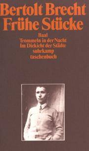 literary analysis on bertolt brecht Bertolt brecht: a literary life is a powerful portrait of a great, compulsively contradictory personality, whose artistry left its lasting imprint on modern culture visa hela texten.