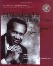 Simon Estes In His Own Voice : An Autobiography.