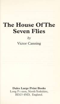 The House Of the Seven Flies