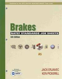 NATEF Standards Job Sheets Area A5