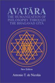 image of Avatara: The Humanization of Philosophy Through the Bhagavad Gita
