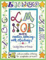 LMNOP More Creative Lettering with Lindsay