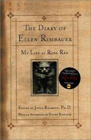 The Diary of Ellen Rimbauer: My Life As Rose Red