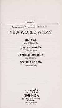 New World Atlas: Earth Changes for a Planet in Transition
