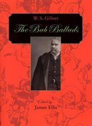 The Bab Ballads (Harvard Paperbacks) by W. S. Gilbert - Paperback - from Better World Books  (SKU: GRP94221235)
