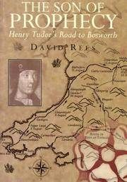 image of The Son of Prophecy: Henry Tudor's Road to Bosworth