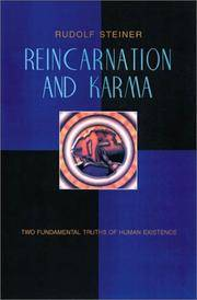 image of Reincarnation and Karma: Two Fundamental Truths of Human Existence (Cw 135)