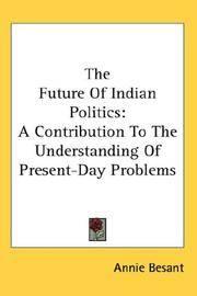 The Future Of Indian Politics