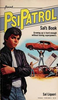Psi Patrol:  Sal's Book