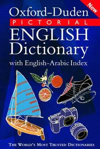 Oxford-Duden Pictorial English Dictionary with Arabic Index