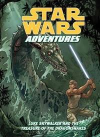 image of Star Wars Adventures: Luke Skywalker and the Treasure of the Dragonsnakes (Star Wars Digests)