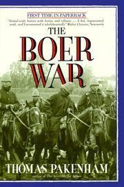 image of Boer War
