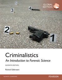 image of Criminalistics: An Introduction to Forensic Science, Global Edition