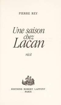 Une Saison Chez Lacan