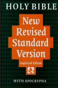 New Revised Standard Version Bible (Anglicized Edition): ... (Bible Nrsv)