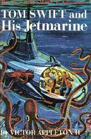 image of Tom Swift, Jr. and His Jetmarine (Tom Swift Jr. Adventures, 2)