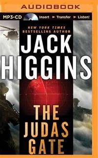 The Judas Gate (Sean Dillon Series) by Jack Higgins - 2014-10-14 - from Books Express and Biblio.com