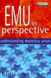 EMU in Perspective : Understanding Monetary Union